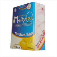 Sel Rich Eggs Enrich Selenium Vitamins and Minerals