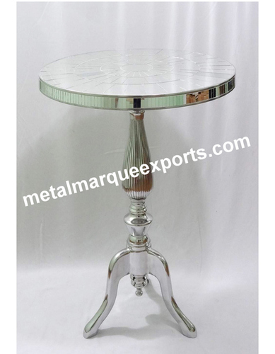 Aluminum Fancy Bar Table