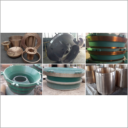 Industrial Crusher Spare Parts