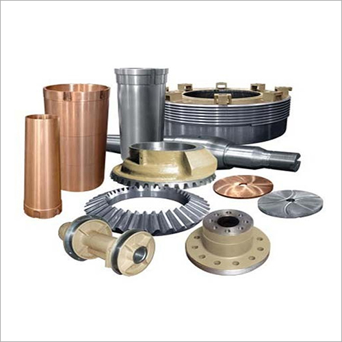Metal Crusher Spare Parts