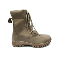 Leather Jungle Boot