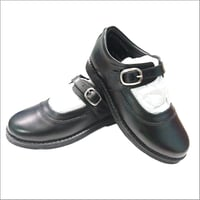 Kids Leather School Shoes