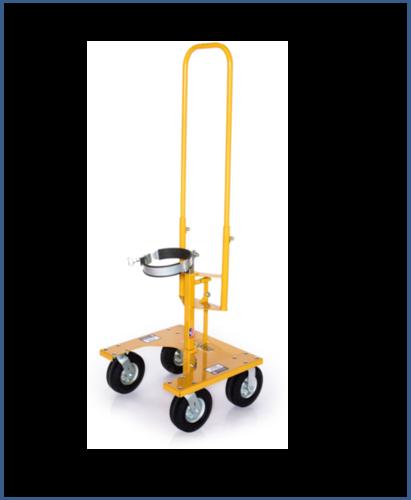 Gas Cylinder Handling Trolley
