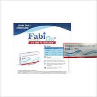 200 mg Fabiflu Favipiravir Tablets