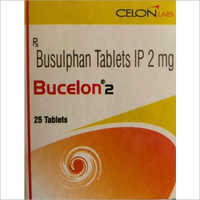2 mg Busulphan Tablets IP