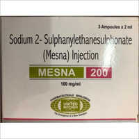 Sodium 2 Sulphanylethanesulphonate (Mesna) Injection