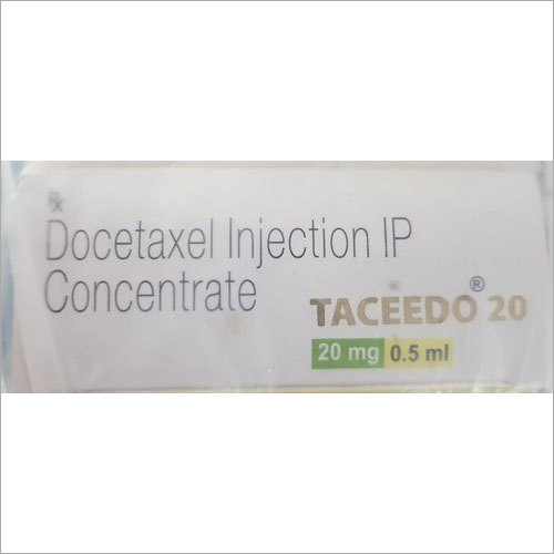 Docetaxel Injection IP Concentrate