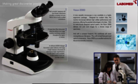 Labomed Microscope Vision 2000 (Latest)