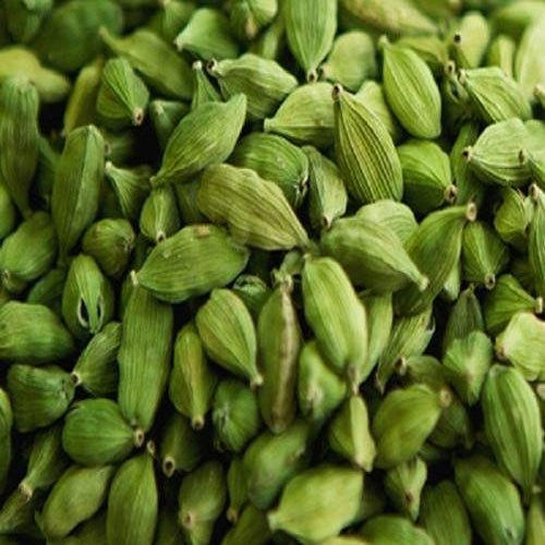 Green Cardamom Premium Whole Large Green