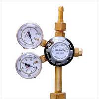 CO2 Gas Pressure Regulators