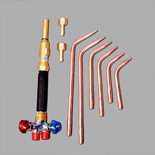 Welding Torch Blow Pipes