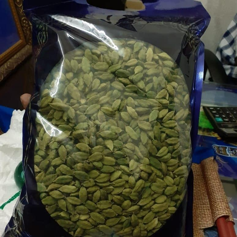 Green Cardamom New Crop