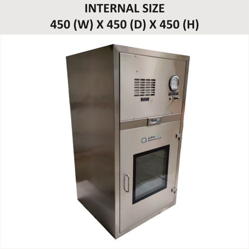 Dynamic Pass Box - 450 X 450 X 450