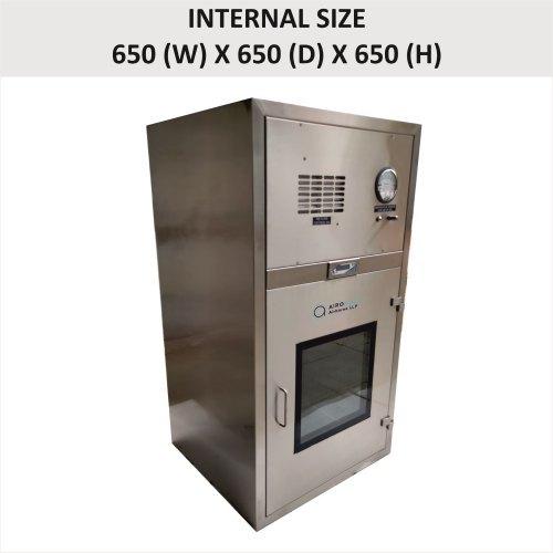Dynamic Pass Box - 650 X 650 X 650