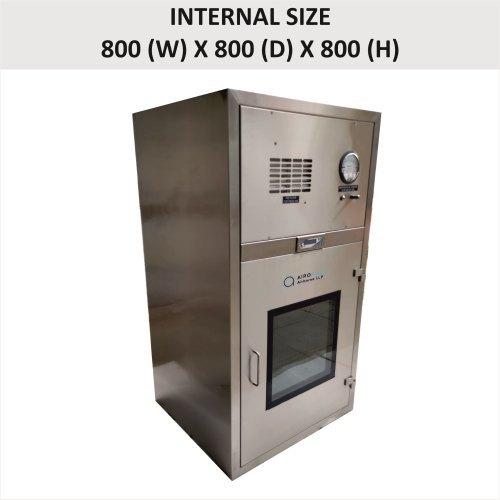 Dynamic Pass Box - 800 X 800 X 800