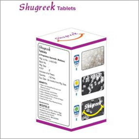 Shugreek Tablets