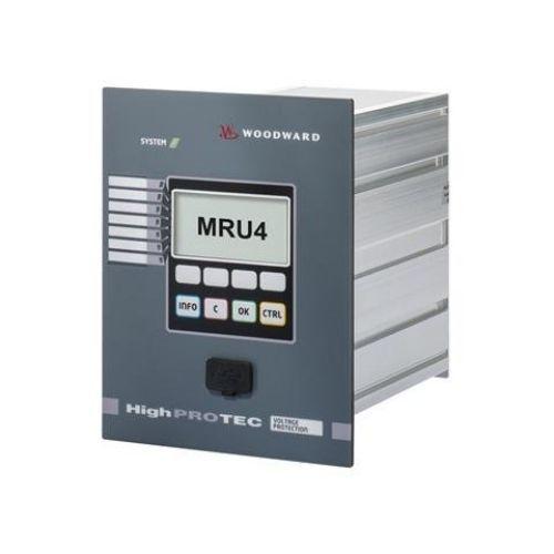 MRU4-Family HIGHPROTEC MRU4 Voltage Relay