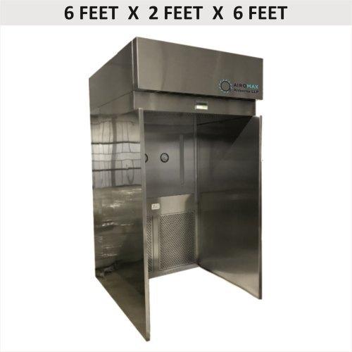 Sampling and Dispensing Booth - 6 X 2 X 6 (Reverse Laminar Air Flow Unit)