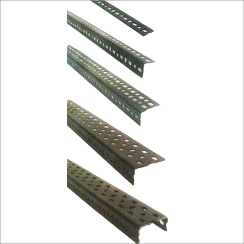 Slotted Angle And Rack