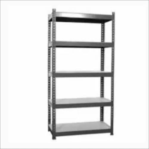 5 Shelves Slotted Angle Rack