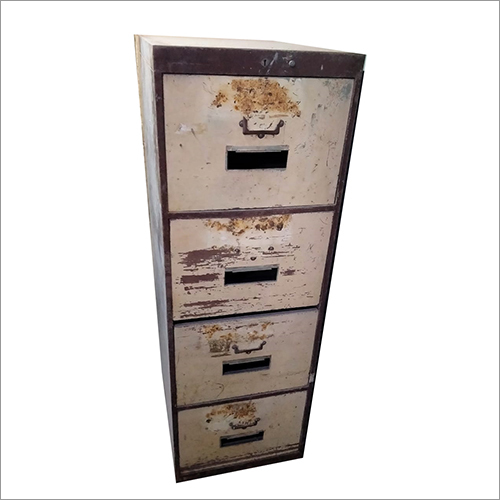 4 Drawer Office File Cabinet