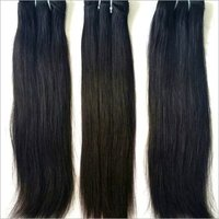 Natural Straight Hair, Double Machine Weft