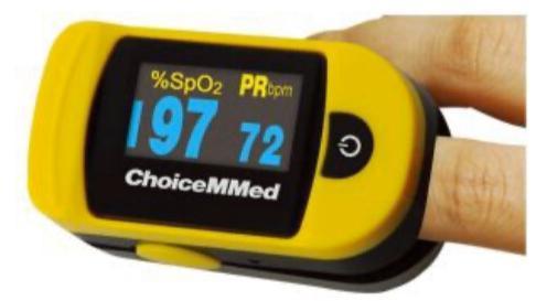 Choice-mmed Fingertip Pulse Oximeter