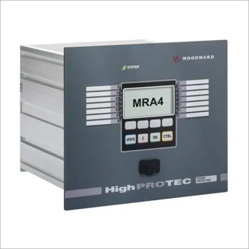 MRA4-2A0AAA MRA4 Directional Feeder Protection 1A/5A 800V