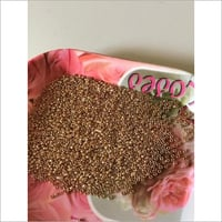 Unigold Round Seed Beads