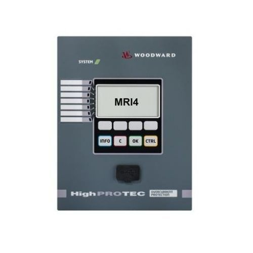 MRI4-Family HIGHPROTEC MRI4 Feeder Protection