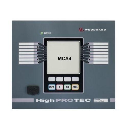 MCA4-Family HIGHPROTEC MCA4 Directional Feeder Protection