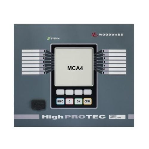 MCA4-2A0AAA MCA4 Directional Feeder Protection 1A/5A 800V