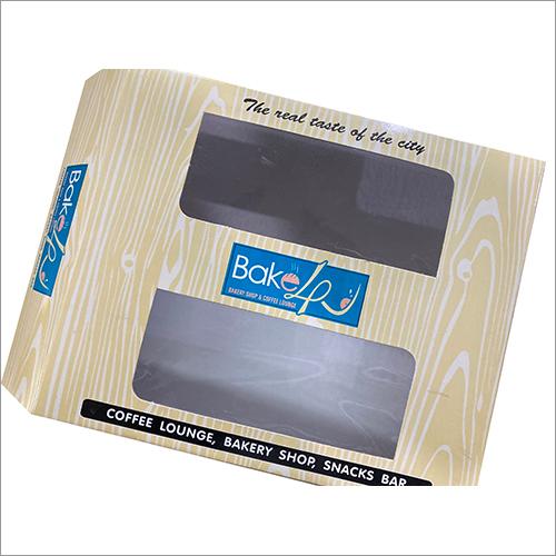Bakery Packing Box