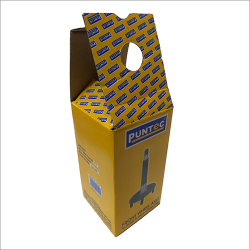 Front Wheel Axle Packaging Box