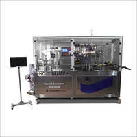 HC Triumph PVC Alu Blister Packing Machine (Double Track)
