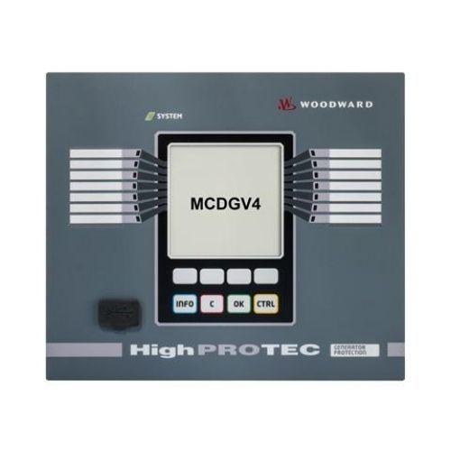 MCDGV4-2A0ABA MCDGV4 Generator Protection 1A/5A 800V