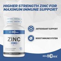 Zinc 50 Mg