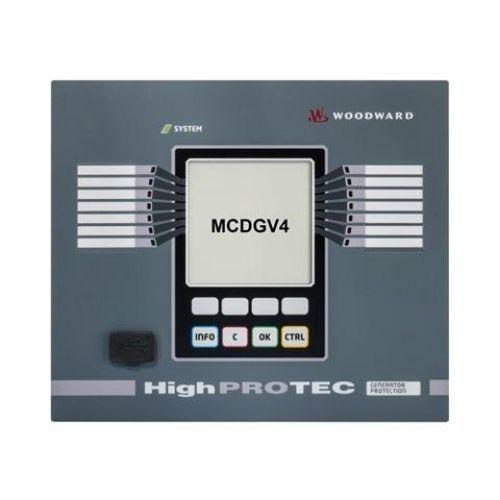 MCDGV4-2B0ATA MCDGV4 Generator Protection 1A/5A 800V
