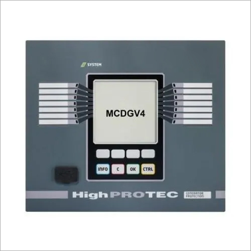 MCDGV4-2D0AAA MCDGV4 Generator Protection 1A/5A 300V