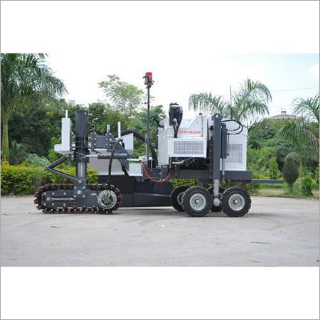 Road Kerbing Machine