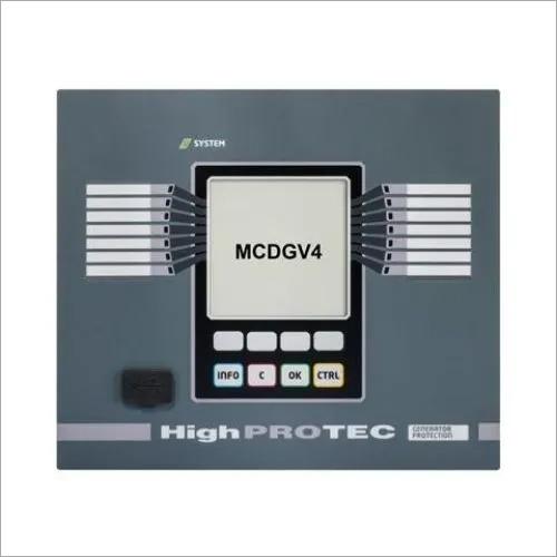 MCDGV4-Family HIGHPROTEC MCDGV4 Generator Protection