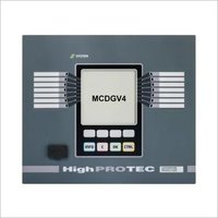 MCDGV4-Family HIGHPROTEC MCDGV4 Generator Protection