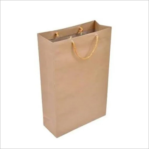 Grace Brown Paper Bag