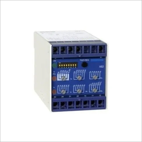 XE2 Loss of Excitation Protection relays