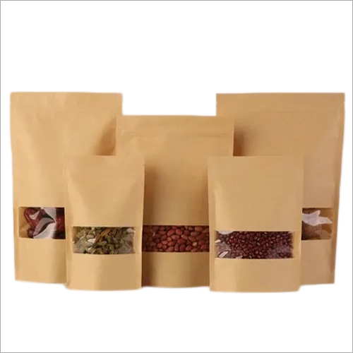Grace Pulses Paper Packaging Pouch