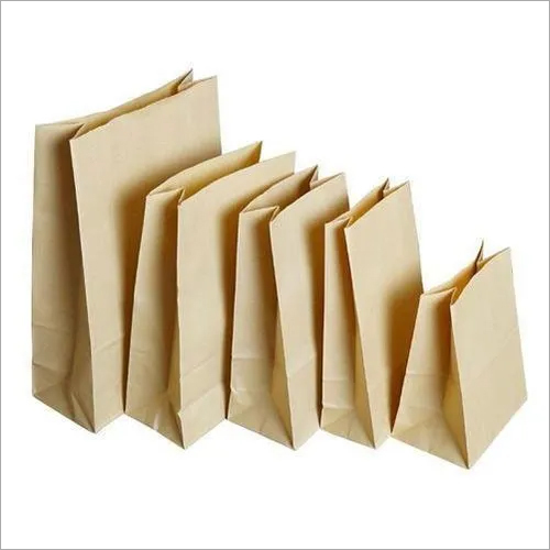 Food Packaging Paper Pouch
