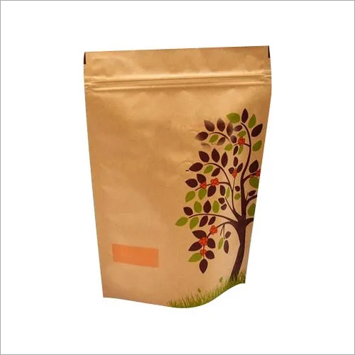 Grace Biodegradable Paper Pouch