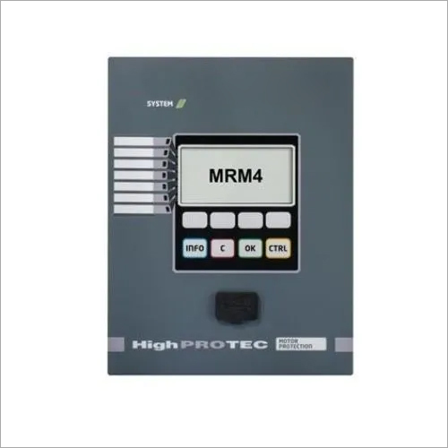 MRM4-Family HIGHPROTEC MRM4 Motor Protection