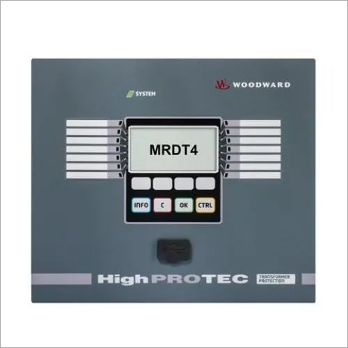 MRDT4-2A0AAA MRDT4 Transformer Differential Protection 1A/5A