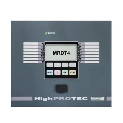 MRDT4-2A0ATA MRDT4 Transformer Differential Protection 1A/5A